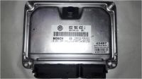 CALCULADOR DE INYECCION VW FOX-SURAN BOSCH 032 906 032 J